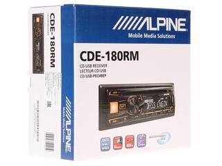 Автопроигрыватель Alpine CDE-180RM