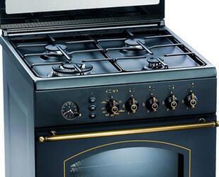 Газовая плита Ardesia D662RNS черный