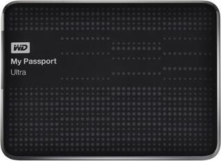 "2.5"" Внешний HDD WD My Passport Ultra [WDBMWV0020BBK]"