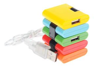 USB-разветвитель Konoos UK–06