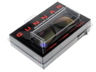 Защитные очки GUNNAR Intercept ONYX