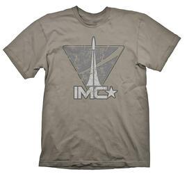 Футболка Titanfall - IMC Vintage Logo зеленый