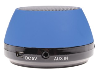 Портативная колонка Defender Foxtrot S3 синий