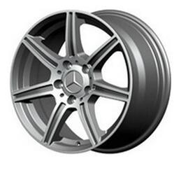 Автомобильный диск литой Replay MR116 8x17 5/112 ET 48 DIA 66,6 SF