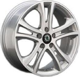 Автомобильный диск литой Replay SK23 6,5x16 5/114,3 ET 55 DIA 63,3 Sil