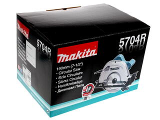 Пила дисковая Makita 5704R