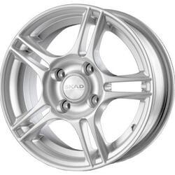 Автомобильный диск Литой Скад Spirit 5,5x13 4/100 ET 35 DIA 67,1 белый