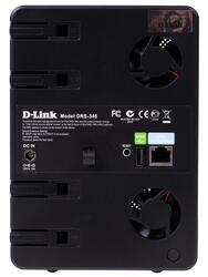 Сетевое хранилище D-Link DNS-346