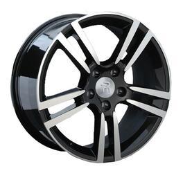 Автомобильный диск литой Replay PR8 9x20 5/120 ET 45 DIA 60,1 BKF