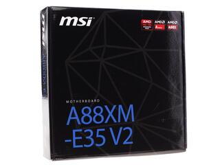 Материнская плата MSI A88XM-E35 V2