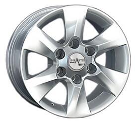 Автомобильный диск Литой LegeArtis TY87 7x16 6/139,7 ET 30 DIA 106,1 Sil