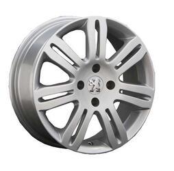 Автомобильный диск литой LegeArtis PG12 6,5x16 4/108 ET 31 DIA 65,1 Sil