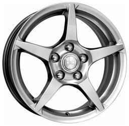 Автомобильный диск Литой K&K R-1 Рольф 6,5x16 5/114,3 ET 46 DIA 67,1 Сильвер
