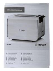 Тостер Bosch TAT 8613 Styline черный