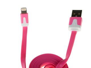 Кабель DIOPRO VAP-CBL5109 USB - Lightning 8-pin розовый