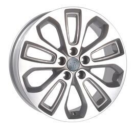 Автомобильный диск литой Replay KI92 7x17 5/114,3 ET 35 DIA 67,1 SF