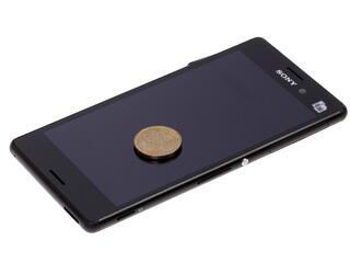 """5"""" Смартфон Sony XPERIA M4 Aqua Dual 16 Гб черный"""