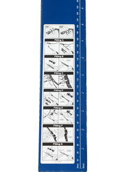Щетка стеклоочистителя Denso WB-Flat Blade DF-107