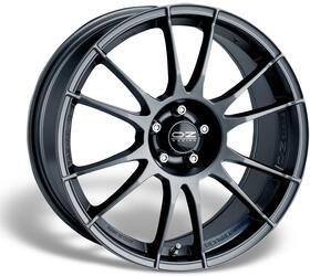Автомобильный диск Литой OZ Racing Ultraleggera 8x19 5/112 ET 41 DIA 75 Crystal Titanium