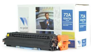Картридж лазерный NV Print Q2672A