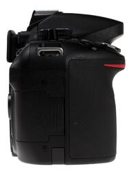 Зеркальная камера Nikon D5200 Body черный