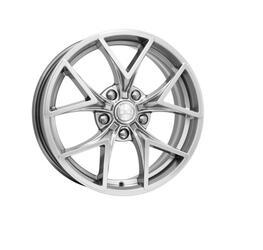 Автомобильный диск литой K&K Сочи 6,5x16 5/112 ET 45 DIA 66,6 Блэк платинум