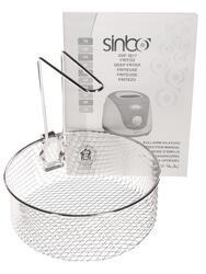 Фритюрница Sinbo SDF 3817 белый