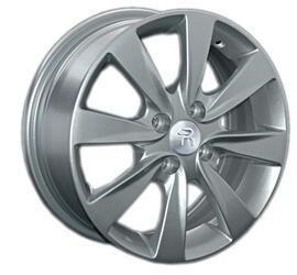 Автомобильный диск литой Replay MI67 6x15 4/114,3 ET 46 DIA 67,1 Sil