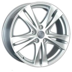 Автомобильный диск литой Replay MI63 7x18 5/114,3 ET 38 DIA 67,1 Sil