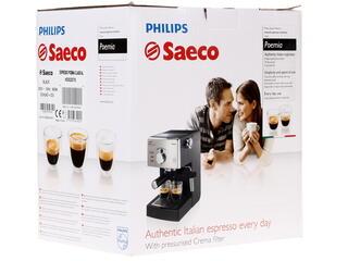 Кофеварка Saeco HD 8325/79 черный