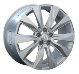 Автомобильный диск литой Replay A45 8x18 5/112 ET 39 DIA 66,6 Sil