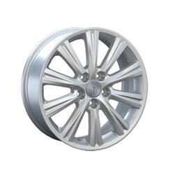 Автомобильный диск Литой Replay TY74 7x17 5/114,3 ET 45 DIA 60,1 Sil