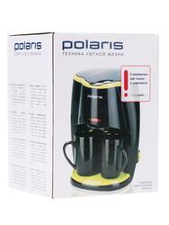 Кофеварка Polaris PCM 0210 черный