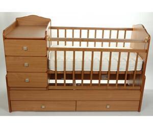 Кроватка-трансформер СКВ-9 930016