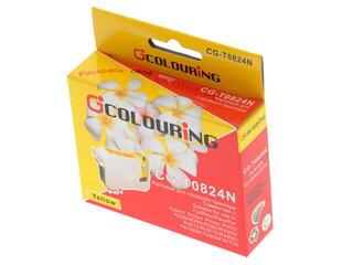 Картридж струйный Colouring CG-T0824