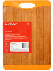 Разделочная доска Oursson CB3302RB/FO