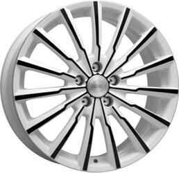 Автомобильный диск литой K&K Акцент 7x17 5/108 ET 55 DIA 63,35 Венге
