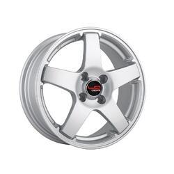Автомобильный диск Литой LegeArtis KI101 6x15 4/100 ET 48 DIA 54,1 Sil