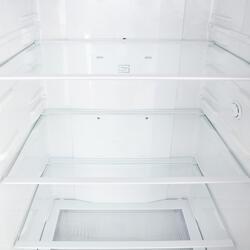 Холодильник с морозильником LG GA-B439YLCA серебристый