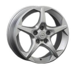 Автомобильный диск Литой Replay OPL4 6x15 5/105 ET 39 DIA 56,6 Sil