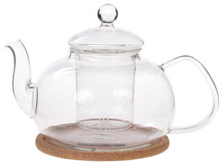Чайник Rolsen TCG -1001 прозрачный