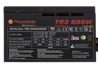 Блок питания Thermaltake TR2 600W [TR-600P]