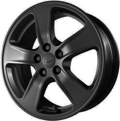 Автомобильный диск Литой Скад Феникс 6,5x16 5/114,3 ET 45 DIA 67,1 Черный матовый