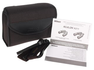Бинокль Nikon 7x35 Aculon A211