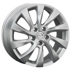 Автомобильный диск литой LegeArtis MZ20 6,5x16 5/114,3 ET 52,5 DIA 67,1 Sil