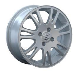 Автомобильный диск литой Replay SZ9 6x15 4/105 ET 51 DIA 57,1 Sil