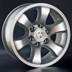 Автомобильный диск литой Replay TY2 7x16 6/139,7 ET 30 DIA 106,1 SF