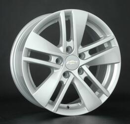 Автомобильный диск литой Replay GN84 6,5x15 5/105 ET 39 DIA 56,6 Sil