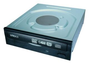 """Привод SATA DVD±RW LiteOn (iHAS524-T32) Black DVD-24x/8x/24x, R9-12x, DL-12x, CD48x/32x/48x """"LT"""""""