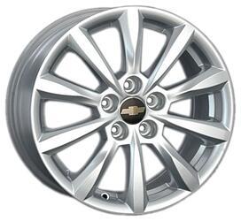 Автомобильный диск литой Replay GN49 6,5x16 5/105 ET 39 DIA 56,6 Sil